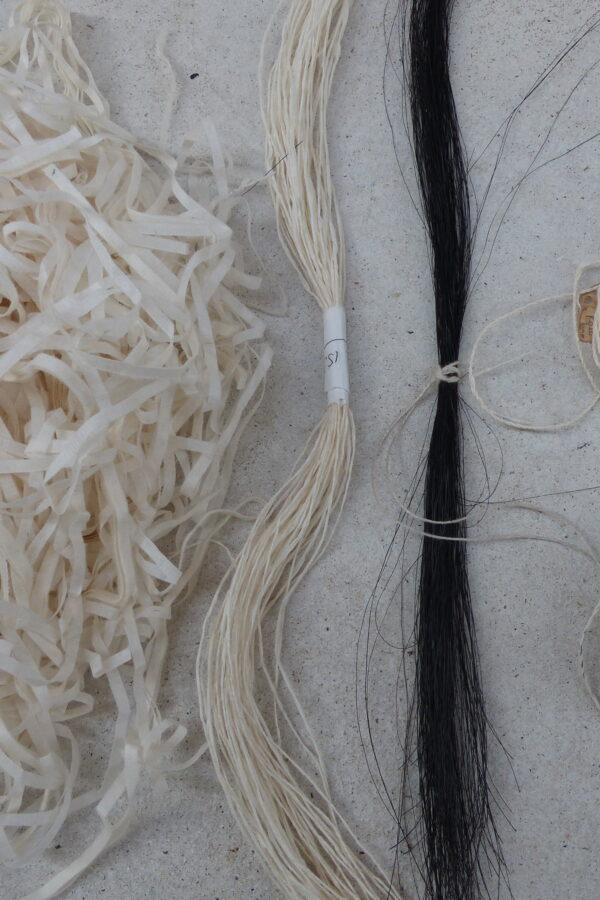 Materilaer til SHIFU garn